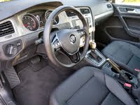 Picture of 2017 Volkswagen Golf 1.8T Wolfsburg Edition 4-Door FWD, interior, gallery_worthy