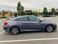 Picture of 2018 Honda Civic EX, exterior, gallery_worthy