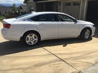 Picture of 2017 Chevrolet Impala LS FWD, exterior, gallery_worthy