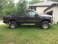 Picture of 2007 Ford F-250 Super Duty XL 4WD, exterior, gallery_worthy