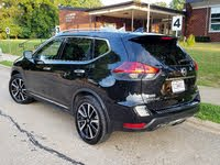 Picture of 2018 Nissan Rogue SL AWD, exterior, gallery_worthy