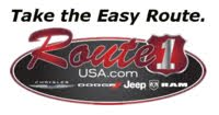 Route 1 Chrysler Dodge Jeep Ram logo