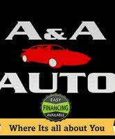 A & A Auto logo