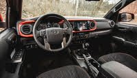 Picture of 2019 Toyota Tacoma TRD Sport Double Cab 4WD, interior, gallery_worthy