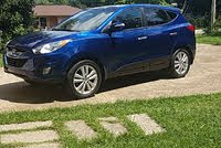 Picture of 2013 Hyundai Tucson Limited AWD, exterior, gallery_worthy