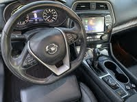 Picture of 2017 Nissan Maxima Platinum FWD, interior, gallery_worthy