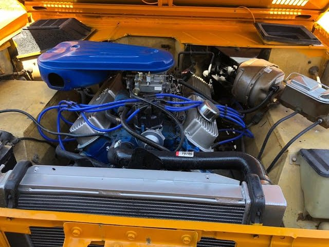 Picture of 1972 Ford Bronco, engine, gallery_worthy