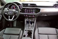 Dash area of the 2019 Audi Q3., gallery_worthy