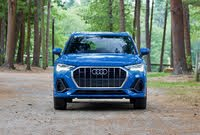 Front profile of the 2019 Audi Q3., exterior, gallery_worthy