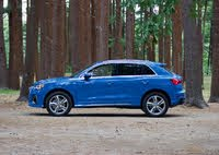 Side profile of the 2019 Audi Q3., gallery_worthy