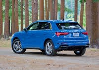 Rear 3/4 profile of the 2019 Audi Q3., gallery_worthy