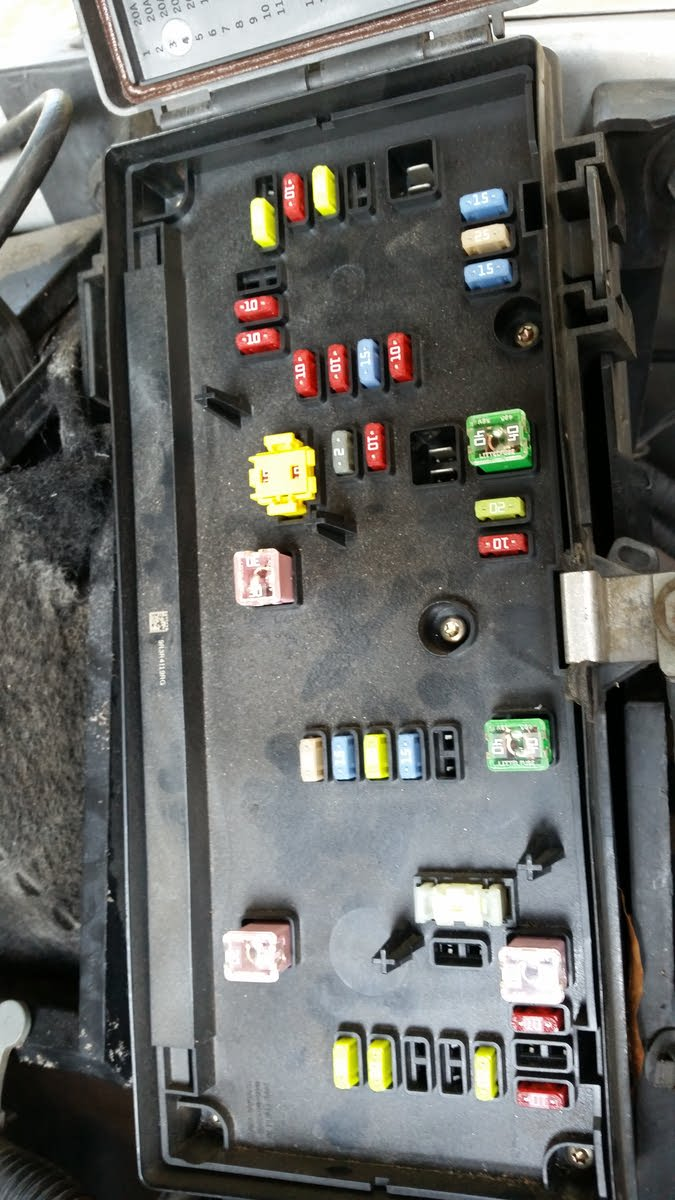 Dodge RAM 1500 Questions - where is my fuel pump relay located for a 2006 Dodge  Ram 1500 Mega Cab... - CarGurusCarGurus