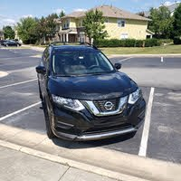Picture of 2017 Nissan Rogue SV AWD, exterior, gallery_worthy