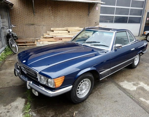 Picture of 1973 Mercedes-Benz SL-Class 450SL