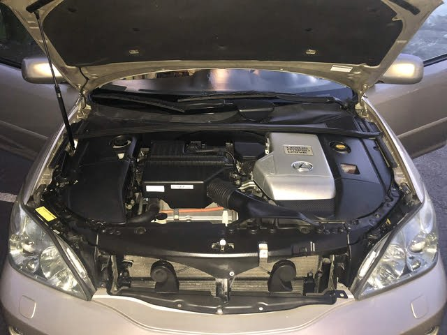 Picture of 2007 Lexus RX 400h FWD, engine, gallery_worthy