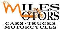 Ted Miles Motors logo