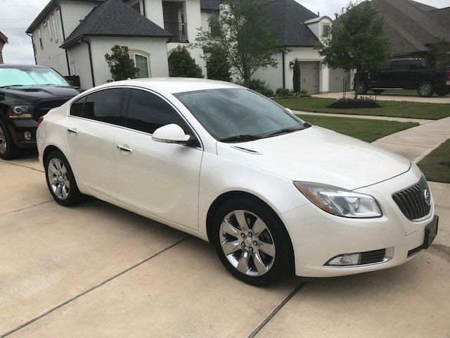 Image de 2012 Buick Regal Premium II Turbo Sedan FWD
