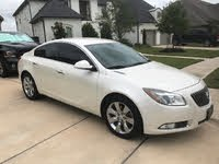 Picture of 2012 Buick Regal Premium II Turbo Sedan FWD, exterior, gallery_worthy
