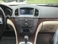 Picture of 2012 Buick Regal Premium II Turbo Sedan FWD, interior, gallery_worthy