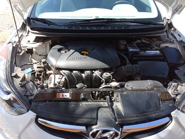 Picture of 2013 Hyundai Elantra Limited Sedan FWD, engine, gallery_worthy