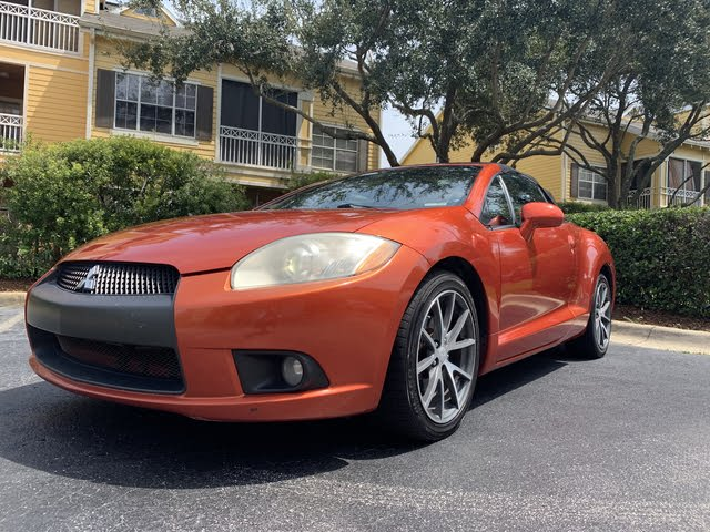 Picture of 2011 Mitsubishi Eclipse Spyder GT
