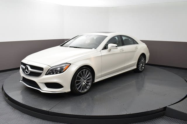 Picture of 2016 Mercedes-Benz CLS-Class CLS 400, exterior, gallery_worthy