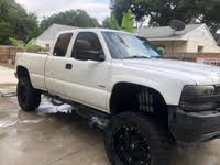 Picture of 2002 Chevrolet Silverado 2500HD Extended Cab 4WD, exterior, gallery_worthy