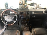 Picture of 2003 Mercedes-Benz G-Class G AMG 55, interior, gallery_worthy