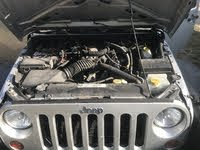Picture of 2011 Jeep Wrangler Unlimited Sport 4WD, engine, gallery_worthy
