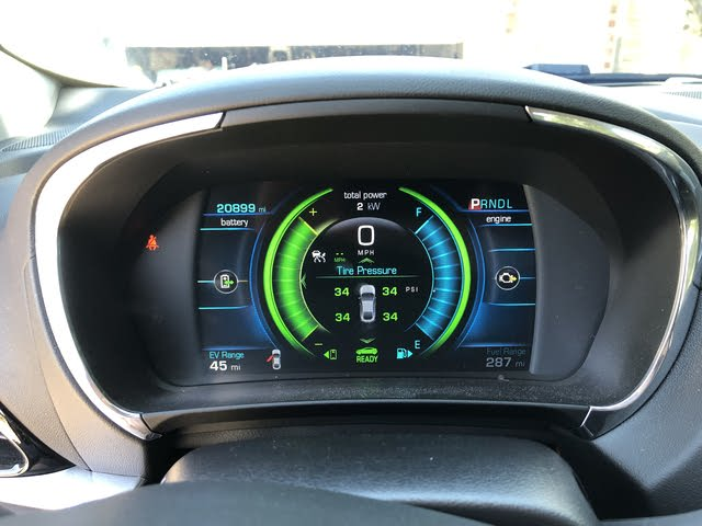 Picture of 2017 Chevrolet Volt Premier FWD, interior, gallery_worthy