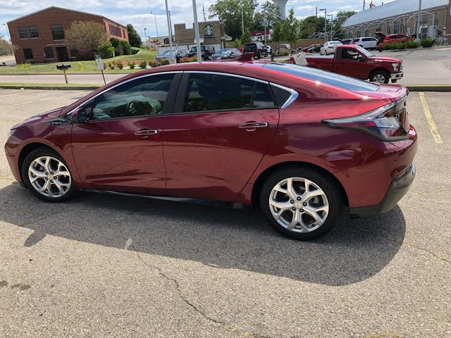 Picture of 2017 Chevrolet Volt Premier FWD
