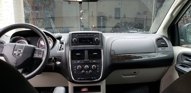 Picture of 2011 Dodge Grand Caravan R/T FWD, interior, gallery_worthy
