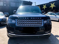 Picture of 2016 Land Rover Range Rover V6 HSE 4WD, exterior, gallery_worthy