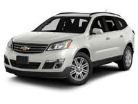 Picture of 2014 Chevrolet Traverse LS AWD, exterior, gallery_worthy