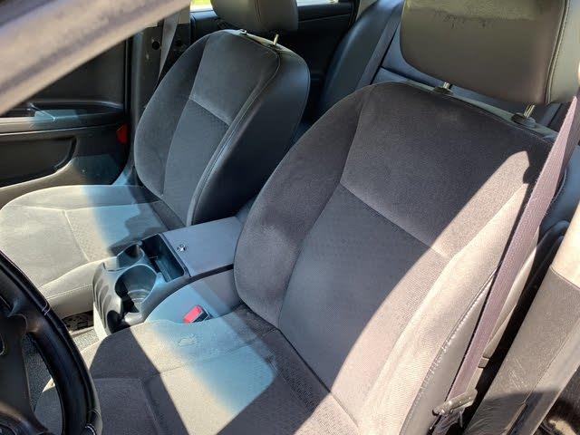 2016 Chevrolet Impala Limited Interior Pictures Cargurus