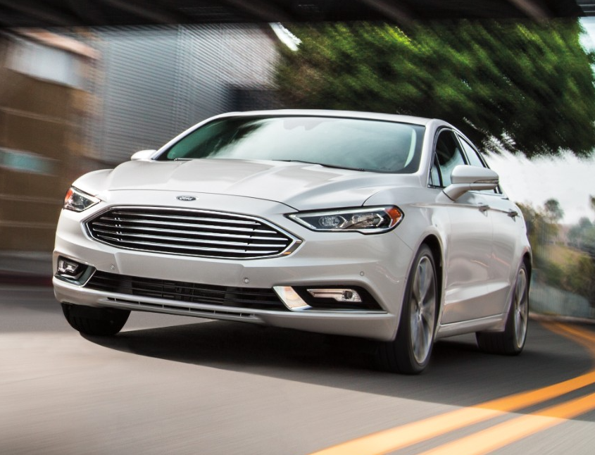 Redesign Fusion Coupe 2020 Ford Fusion