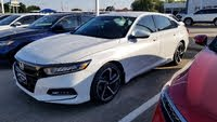 Picture of 2019 Honda Accord 1.5T Sport FWD, exterior, gallery_worthy
