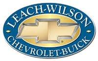 Leach Wilson Chevrolet Buick Company logo