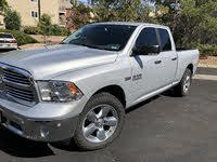 Picture of 2017 Ram 1500 Big Horn Quad Cab 4WD, exterior, gallery_worthy