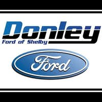 Donley Ford of Shelby logo