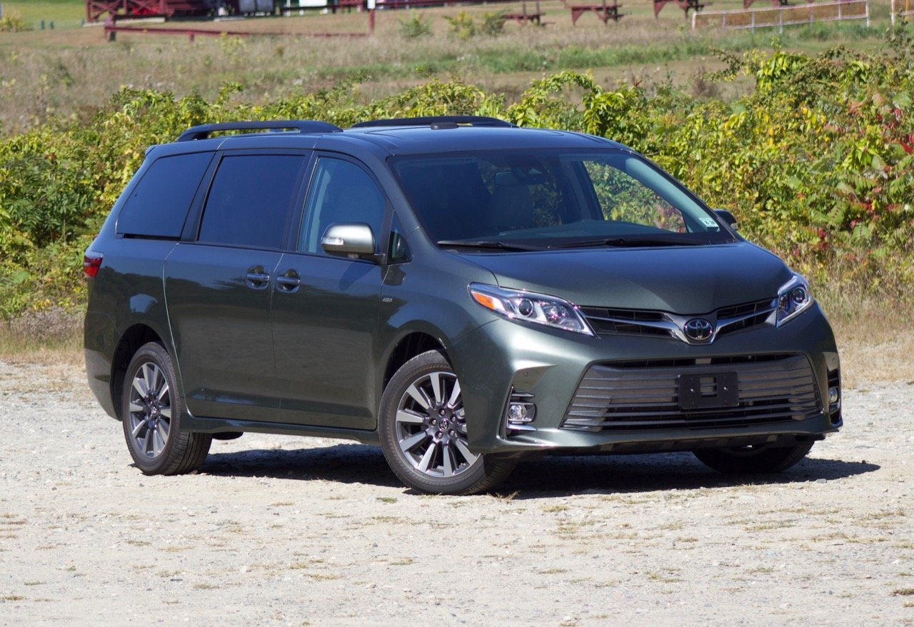 2020 toyota sienna test drive review cargurus 2020 toyota sienna test drive review