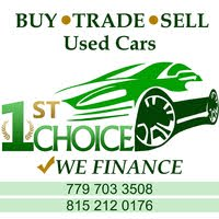 1st Choice Auto Sales logo