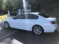 Picture of 2014 BMW 5 Series 550i xDrive Sedan AWD, exterior, gallery_worthy