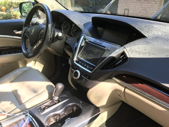 Picture of 2015 Acura MDX SH-AWD with Technology Package, interior, gallery_worthy