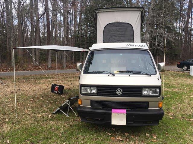 Picture of 1991 Volkswagen Vanagon GL Camper Passenger Van
