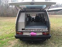 Picture of 1991 Volkswagen Vanagon GL Camper Passenger Van, interior, gallery_worthy