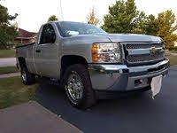 Picture of 2012 Chevrolet Silverado 1500 Work Truck 4WD, exterior, gallery_worthy