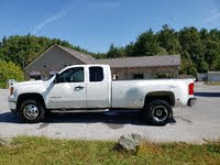 Picture of 2012 GMC Sierra 3500HD Work Truck Ext. Cab LB 4WD, exterior, gallery_worthy