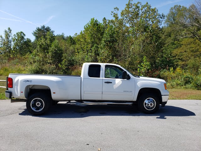 Picture of 2012 GMC Sierra 3500HD Work Truck Ext. Cab LB 4WD