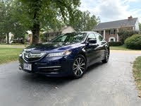 Picture of 2017 Acura TLX FWD with Technology Package, exterior, gallery_worthy
